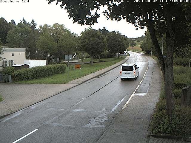 Glaettemeldeanlage Wettersbach